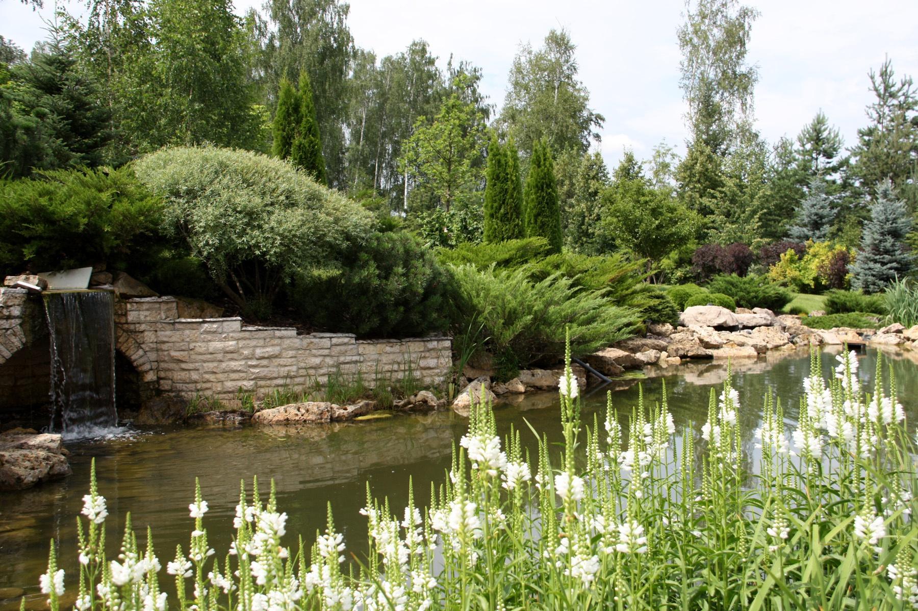 Пейзажный сад