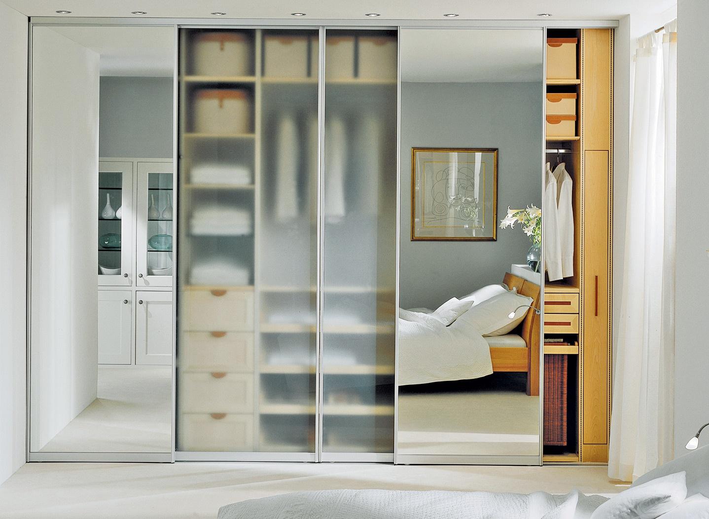 Как сделать двери для гардеробной своими руками 15