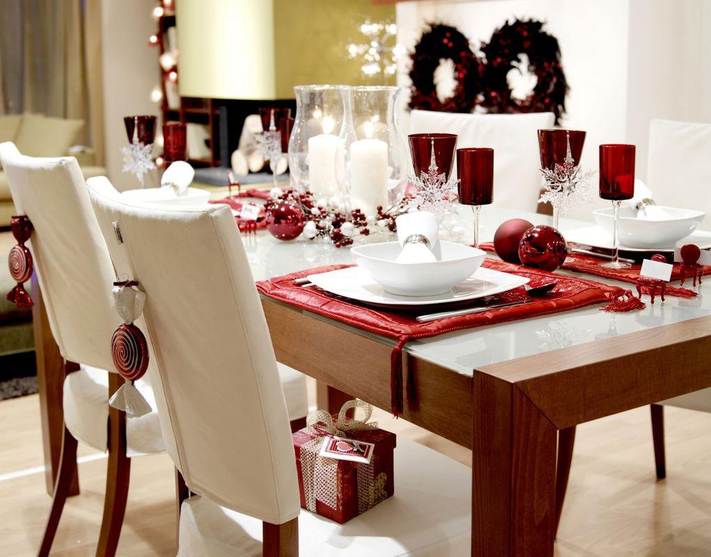 Модные оформления стола