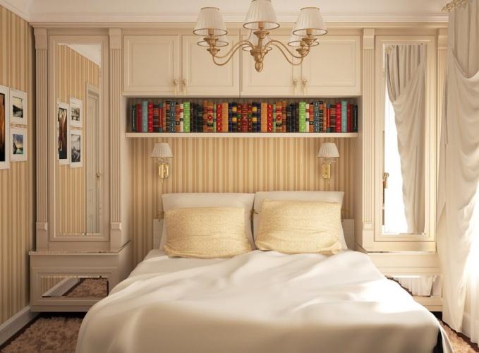 Дизайн маленьких комнат фото