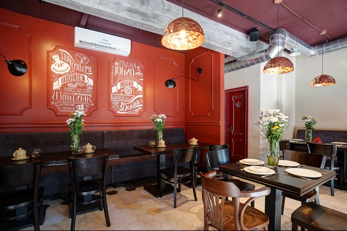 Кафе Pacha кальян-бар в Москве на РесторанРу