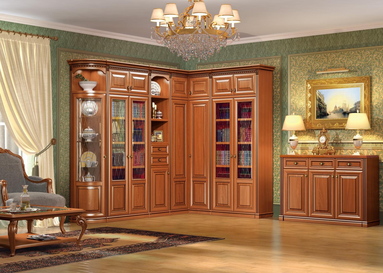 Модульная Мебель Для Гостиных Классика