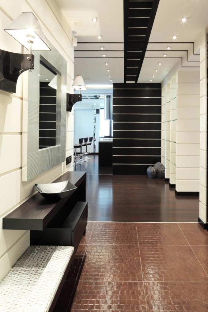 Дизайн квартиры, 190 квм