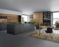 Новинки от LEICHT с выставки house4kitchen 2016