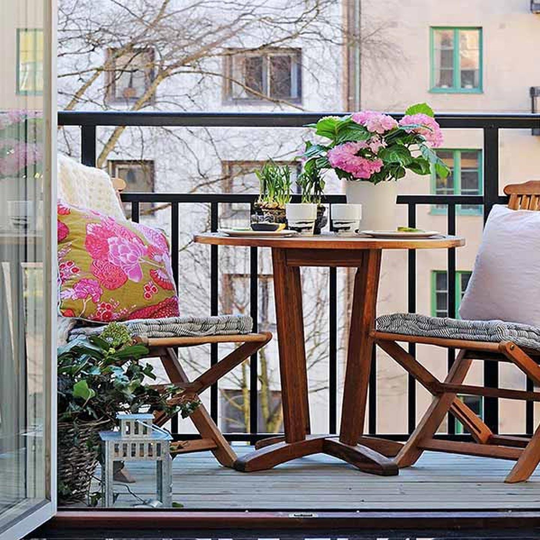 30 примеров того, что балкон - лучшее место в квартире. и не.