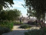 В Лондоне появится мост-сад путем Темзу