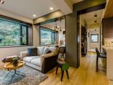 Современные апартаменты в национальном парке в Тайбее